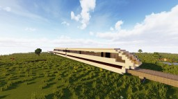 Thyssen Transrapid 07 Minecraft Map & Project