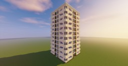 Quartz Apartment Complex Minecraft Map & Project