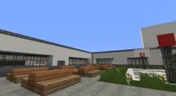 Mineville Prison update Minecraft Project