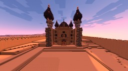 Saudi Images Minecraft Map & Project