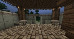 Spruce Mountain Oasis Minecraft Project