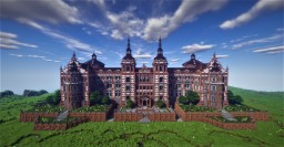 Victorian Hospital Minecraft Map & Project