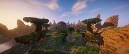 VentureMC Factions Spawn Minecraft Map & Project