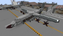 A400M - Avion de l'armée / French-Army Minecraft Map & Project