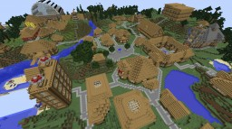 WoodCity Minecraft Project