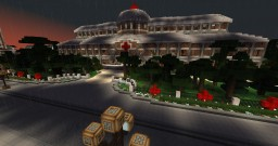 Hospital - Capitole City project Minecraft