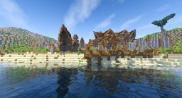 PoorVillage -=-Black Clover RP-=- Minecraft Map & Project