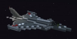 Jet Fighter Minecraft Project