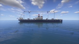 SS Newfoundland Minecraft Map & Project