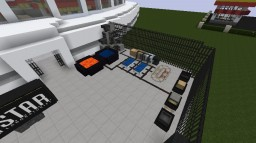 S.T.A.R. Labs com Cidade Minecraft Map & Project