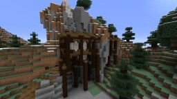 Another Medieval House Minecraft Project