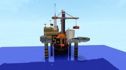 Oilplatform Minecraft Project