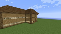 Banglo - Freestyle building Minecraft Project