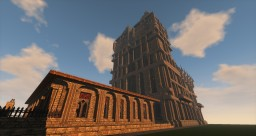 Cathedral and Monastery Minecraft Project