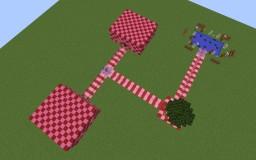 A LITLE VILLAGE Minecraft Map & Project