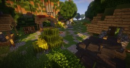 Large survival server spawn Minecraft Project