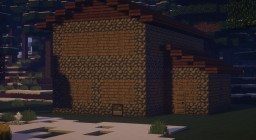 Medium-sized survival home #1 (REQUIRES MOD) Minecraft Map & Project