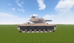 Kv-1 Tank Minecraft Map & Project