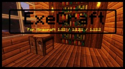 ExeCraft [32x] [1.12.x] - by ExeSystem Minecraft Texture Pack