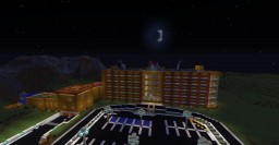 Sapphire Hotel Minecraft Map & Project