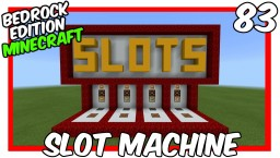 Slot Machine Tutorial Bedrock Edition Minecraft Map & Project