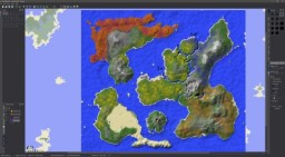 the world of oath Minecraft Project