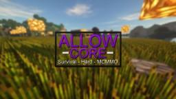 AllowCore [Survival][MCMMO][Hard][Mature] Minecraft