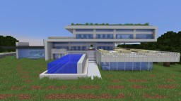 Modern Family Home - Vanilla Textures (Download) Minecraft Map & Project