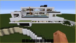 Mansao moderna 4 Minecraft Project
