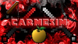 Carmesim! 32x PVP Pack! FPS BOOSTING! Minecraft Texture Pack