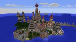 Dazzling Seas Minecraft Map & Project