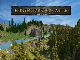 Erinyen Parkour Castle Minecraft Project