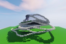Modern Structure [WIP] Minecraft Map & Project