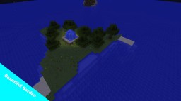 Island Mansion!! Minecraft Project