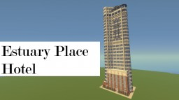 Estuary Place Hotel Minecraft Map & Project