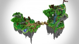 Floating spawn by TD_Tech Minecraft Project