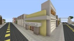 X-TREME GYM Minecraft Map & Project
