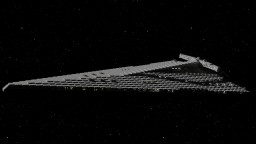 Conqueror Class Star Destroyer Minecraft Project