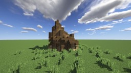 Druid's Hut + Download Minecraft