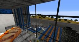 working on the new mega storage and gaurdian farm Minecraft Project