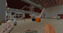 Solved the problem of merged minecarts exiting a nether portal Minecraft Map & Project