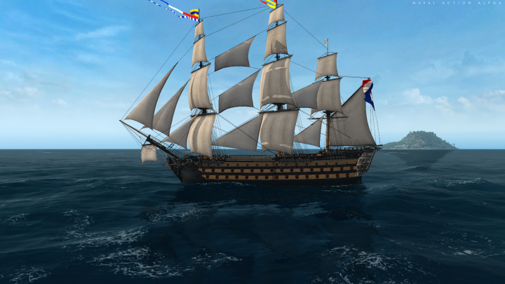 L'Ocean on Naval Action
