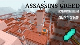 [MCPE] Assassin's Creed Minecraft Map & Project