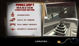 Minecraft Spy vs Spy Mansion Map Christmas Edition Minecraft Map & Project