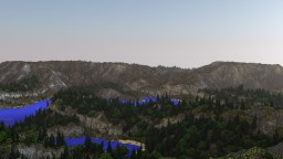 The mountains of spring | Download | Minecraft