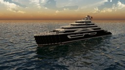 Superyacht Drizzlex 'AyS' + [Download]  by AlejandrooCraftxD Minecraft Map & Project