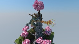 Grand Pagoda Library Minecraft Project