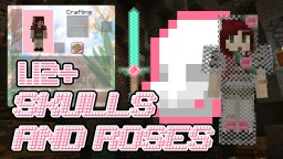 Skulls n' Roses - PVP Add-On Pack Minecraft Texture Pack