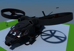 Aerospatialé  SA-2 Samson [1.12.2+, Now rebuilding] Minecraft Map & Project