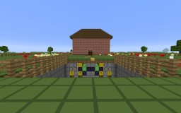Redstone House Modern 20+ Redstone Contraptions Minecraft Project